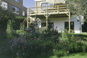 Centre du Bois Paul André - Planchers terrasses